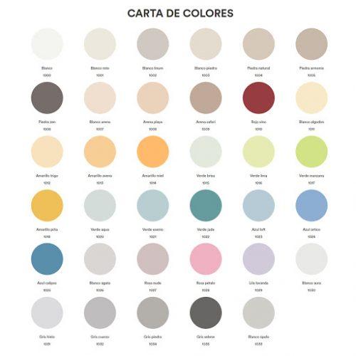 Titanlux Cobertura Total - Colores